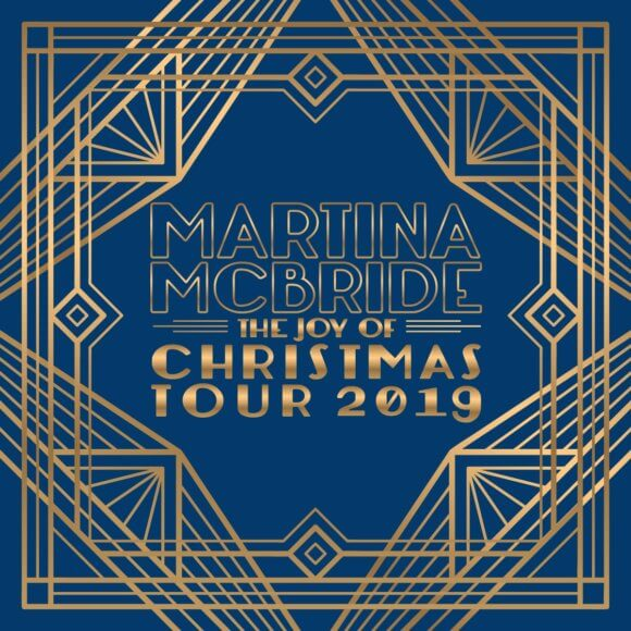 Martina McBride Joy of Christmas Tour