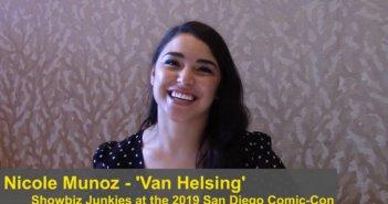 Van Helsing Nicole Munoz