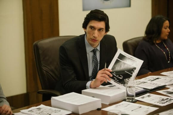The Rocket Adam Driver