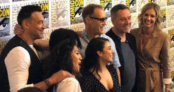 Van Helsing Cast Season 4