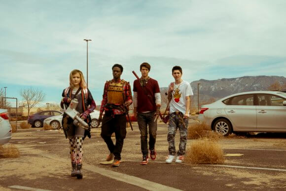 'Daybreak' Sees Teens Take on the Apocalypse in Comedic First Trailer