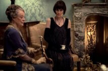 Downton Abbey Maggie Smith and Michelle Dockery