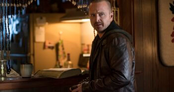 El Camino star Aaron Paul