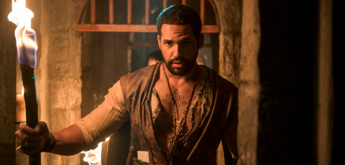 """The Outpost Season 2 Episode 11 Photos: Preview of """"Nothing Short of Heroic"""""""