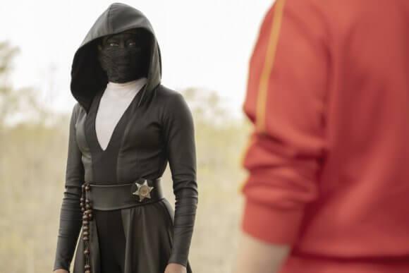 Watchmen star Regina King