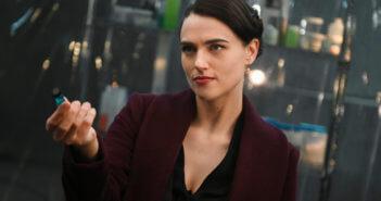 Supergirl star Katie McGrath