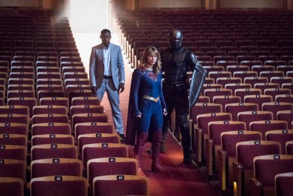 Supergirl Season 5 Episode 1