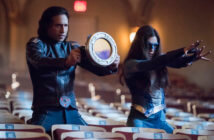 Supergirl Season 5 Jesse Rath and Nicole Maines