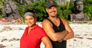 Survivor Season 39 Sandra and Boston Rob
