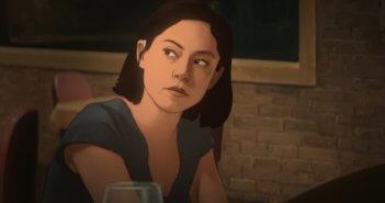 Undone starring Rosa Salazar