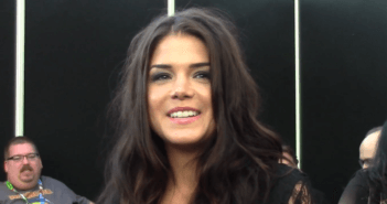 Marie Avgeropoulos Wonder Woman: Bloodlines