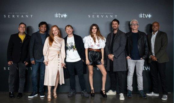Servant TV Show Cast and Crew
