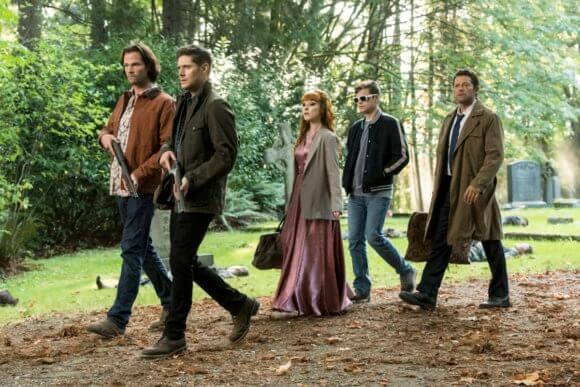 Supernatural Season 15 Episode 4