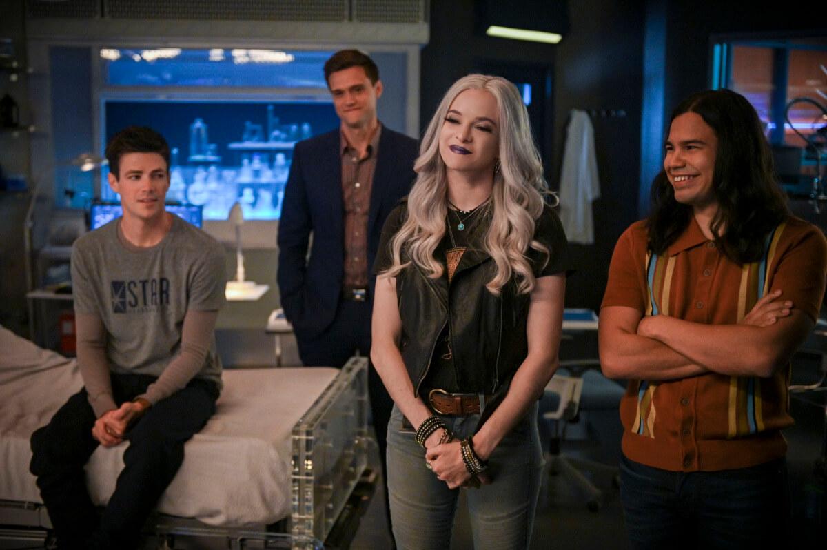 Flash Staffel 6