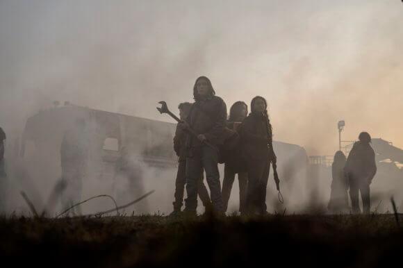 The Walking Dead Third Series