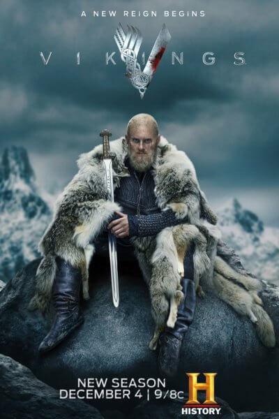 Vikings Season 6 Poster