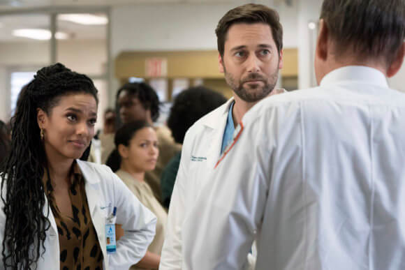 NBC Renews 'New Amsterdam' for Three More Seasons