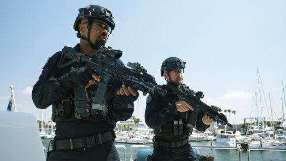 SWAT Season 3 Episode 6