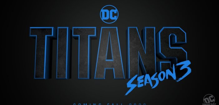 Titans Snags a Third Season Order from DC Universe and WBTV