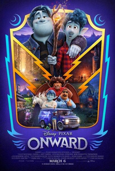 Onward Final Poster