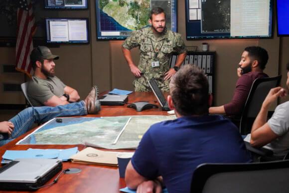 SEAL Team Season 3 Episode 9