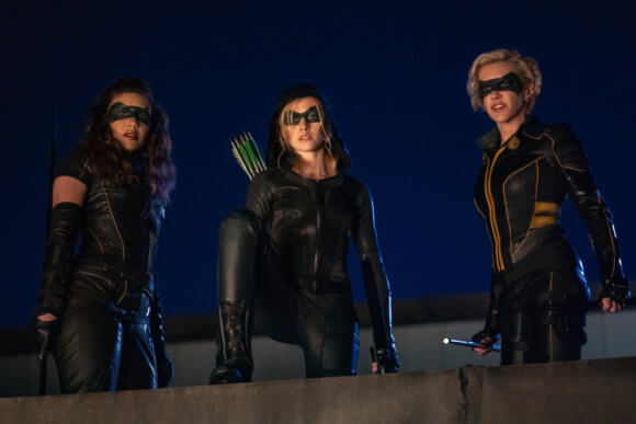 'Arrow' Spinoff 'Green Arrow & The Canaries' Pilot Airs Tonight!