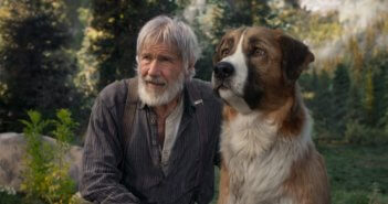 The Call of the Wild star Harrison Ford
