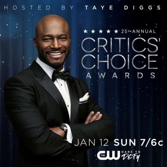 25th Annual Critics' Choice Awards
