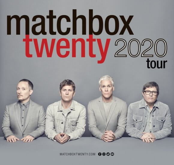 Matchbox Twenty Tour
