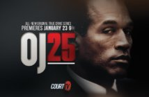 OJ25 True Crime Series