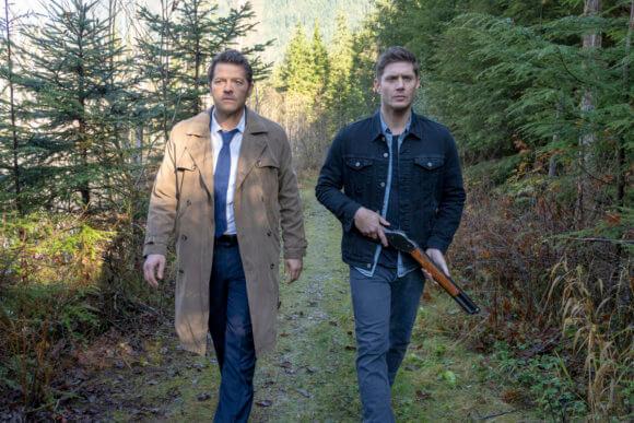 Supernatural Season 15 Episode 9