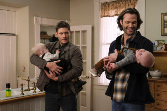 Supernatural Season 15 Episode 10