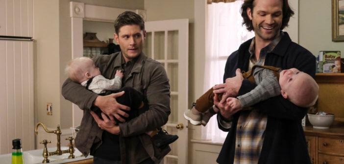 "Supernatural Season 15 Episode 10 Recap: ""The Heroes' Journey"""