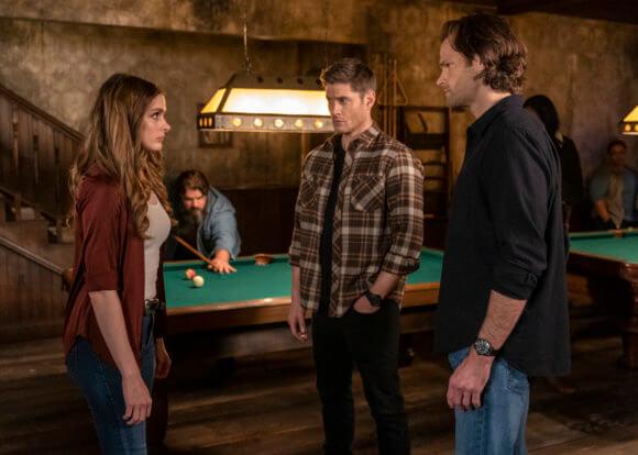 Supernatural Season 15 Episode 11