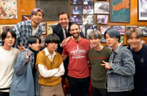 BTS on The Tonight Show