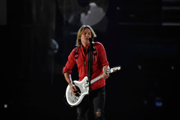 Academy of Country Music Awards Keith Urban