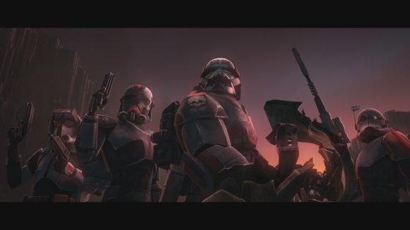 Star Wars: The Clone Wars The Clone Wars: The Clone Wars: The Clone Wars: The Clone Wars The Clone Wars Season 7 Episode 1