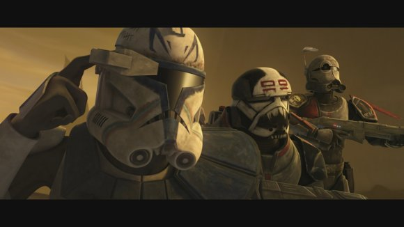 Star Wars: The Clone Wars The Clone Wars: The Clone Wars: The Clone Wars: The Clone Wars Season 7 Episode 1