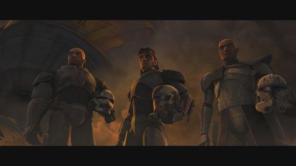 Star Wars: The Clone Wars The Clone Wars: The Clone Wars Season 7 Episode 1