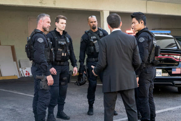 SWAT Season 3 Episode 14