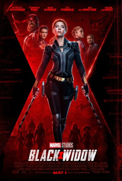 Black Widow Final Poster