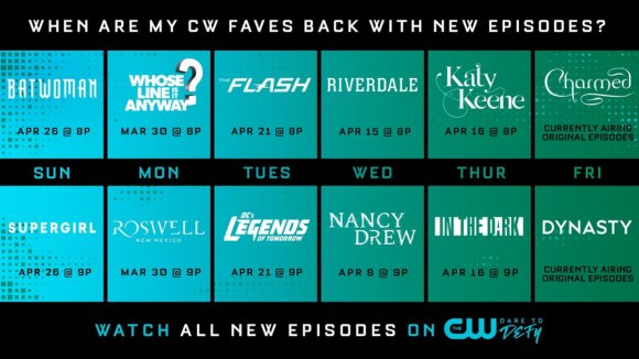 The CW New Episodes