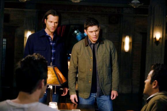 Supernatural Season 15 Episode 13