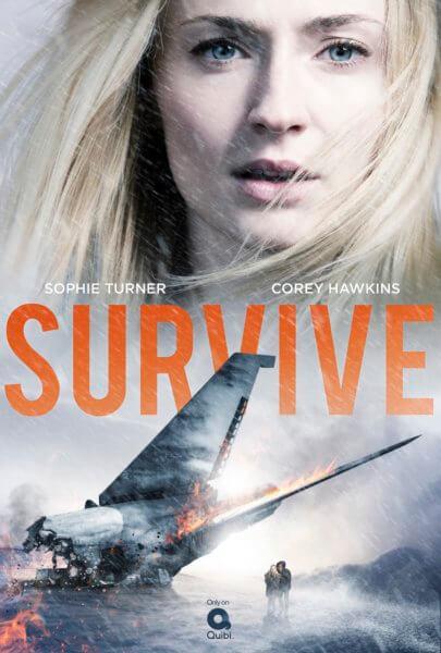 Survive Movie Poster