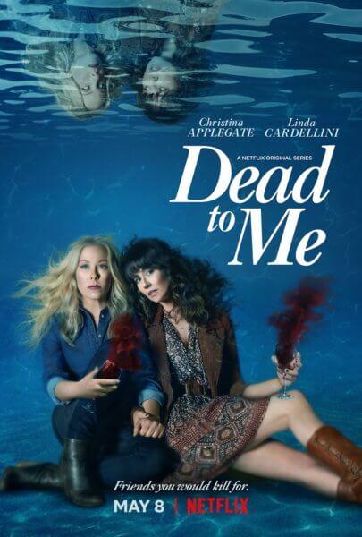 Dead to Me Season 2 Poster