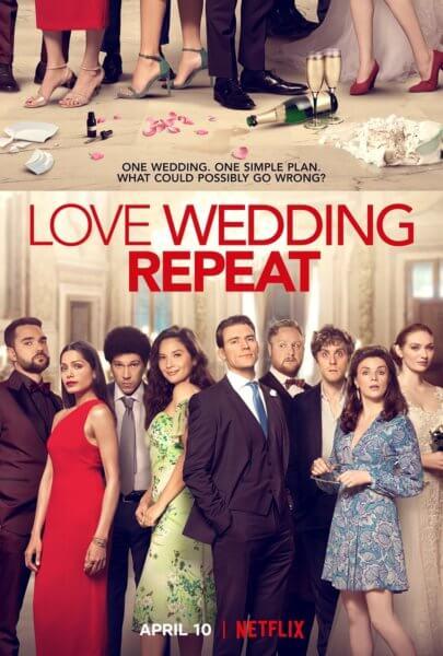 Love Wedding Repeat Poster