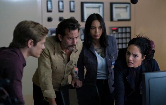 MacGyver Season 4 Episode 9