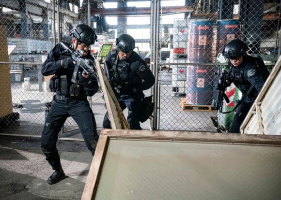 SWAT Season 3 Episode 19