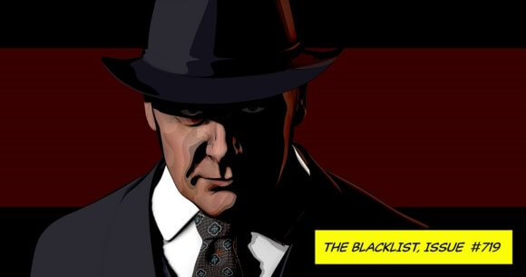 The Blacklist Season 7 Episode 19