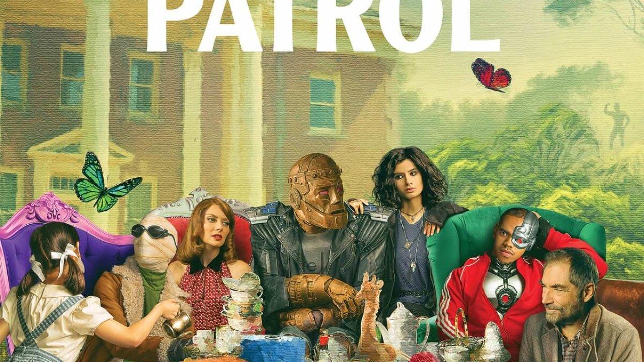 Doom Patrol Shows Off New Season 2 Posters